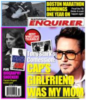 National Enquirer, April 14, 2014 by nottonyharrison