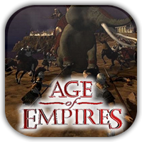 Age of Empires I Game Icon by Wolfangraul