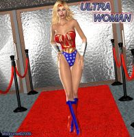 Ultra Woman by Madcurse