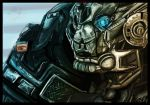IronHide!!!! Gift by TheColdSoulArts