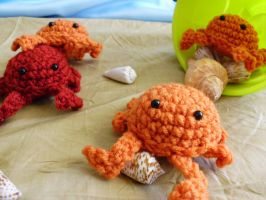 Little Crabs by Alicia1018