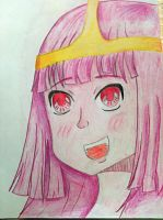 Princess Bubblegum by valeryEB
