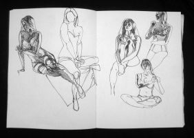 Life Drawing Nico6 by NicolasSiner