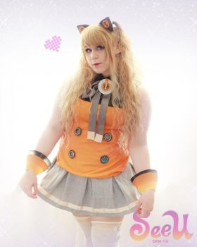 SeeU cosplay by KittyCouch