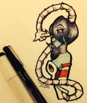 ~:Squigly:~ by Artisan-Garden