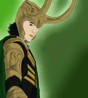 Just Loki by winchesterscolt