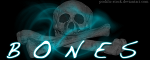 BONES: Header by MiddysGraphics