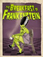 The Breakfast of Frankenstein by paulorocker