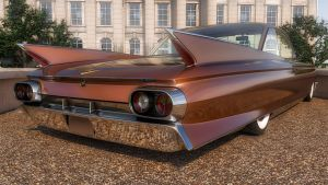 1961 Cadillac Coupe DeVille by SamCurry