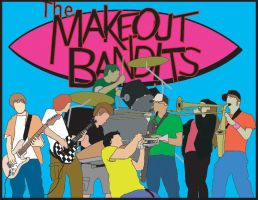 Makeout Bandits by gotsubverted