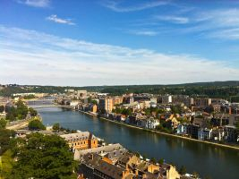 Namur - Belgium by drouch