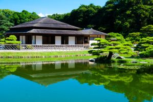 Garden Tea House by IainInJapan