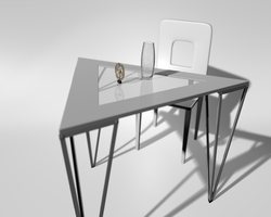 The Triangle Table by iKPACH