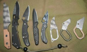 Knives - October 2007 by HaVoCMaN