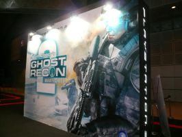 GHOST RECON AW TWO POSTER by victortky
