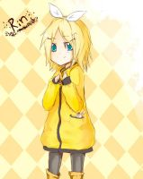 kagamine rin 2 by valithax12