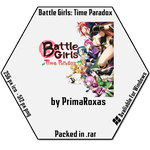 Battle Girls - Time Paradox Icon for WIndows by PrimaRoxas
