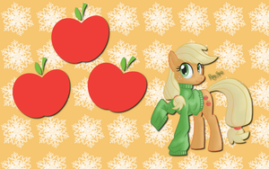 Apple Jack jumper WP by AliceHumanSacrifice0