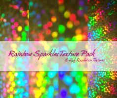 Rainbow Sparkles Texture Pack by powerpuffjazz
