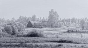 BW Landscapes by AlloxaFirst