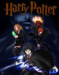 HARRY POTTER - FINALE by phamoz