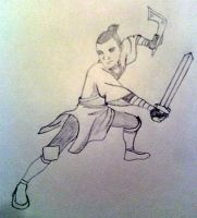 Sokka by WickidJennie