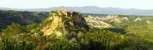 Civita di Bagnoregio 2 by CitizenFresh