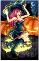 pumkin magic by Apfelkeks