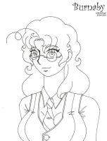 APH lineart - Burnaby by MAGAngel