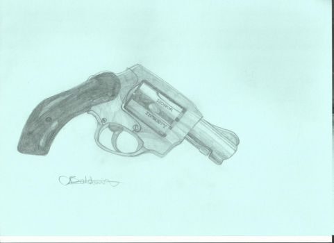 Short-Barreled Pistol by 1996Courtney2011