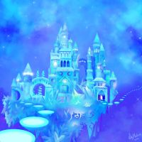 Crystal Castle by Nimily