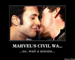 Civil War by CABARETdelDIAVOLO