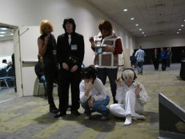 Death Note fanime 2008 by otakuukato
