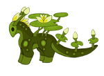 Lilypad Creature Auction- ended by ForestGlade