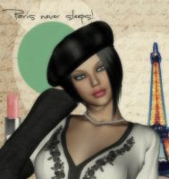 Oooh La La by VisualPoetress