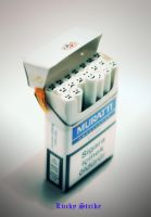 22 Lucky Strike by omerphotography