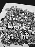 Ghost doodles by Fro7a