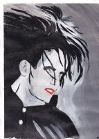 Robert Smith by Karol888