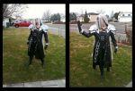 +Sephiroth Cosplay Complete+ by The-Winter-Cosplayer