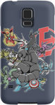 Eevengers: Age of Aggron - phone case by TheMushman