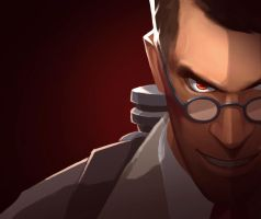 TF2 Medic by biggreenpepper