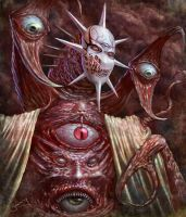The Inquisitor by Xeeming