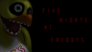 Five nights at freddy's (wallpaper) by TraLaLayla