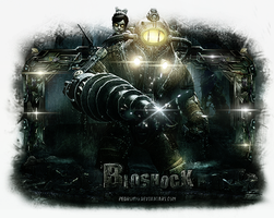 Bioshock - Signature by pedrowo