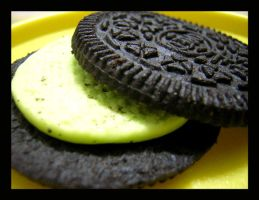 ogre-flavored Oreos by phrantyx