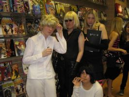 Death Note Day Yorcos ppl by LuciaDuvant