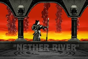 Old Arena: NetherRiver by blacksaibot