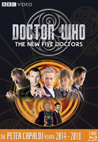 Doctor Who: The New Five Doctors by 1992zepeda