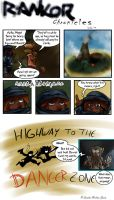 Rankor Chronicles: 108th page by SandraMJ