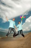 prewedding of siptian+fitri by giandhalimarta